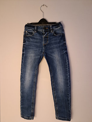 Next Tapered Leg Jeans (Age 4 - 5)