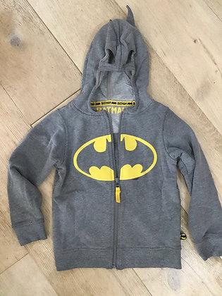 Batman hoodie age 5-6 from M&S