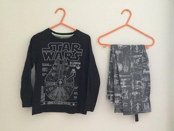 Star Wars pjs (age 5-6)