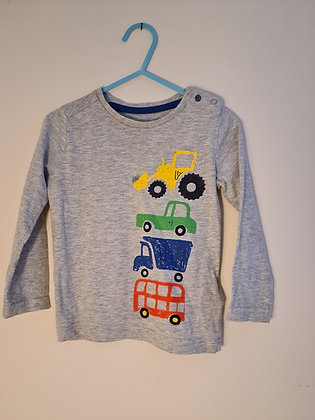 Mothercare Long Sleeve Top (Age 123 - 18 months)
