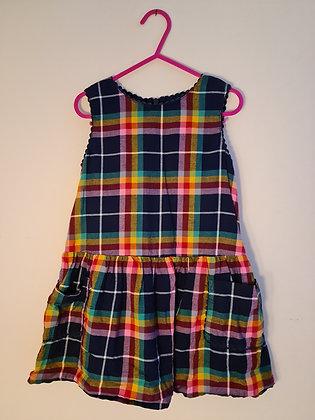 Mini Boden Sleeveless Dress (Age 3 - 4 Years)