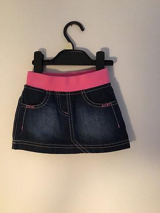 Denim skirt F&F (12-18 months)