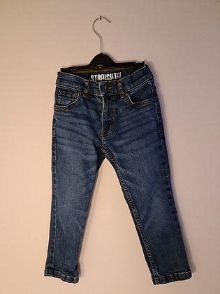 Tu Straight Fit Jeans (Age 3)
