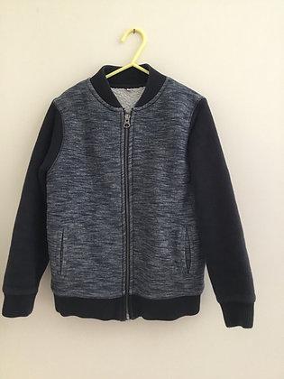 Fleece lined jacket (age 7-8) M&S