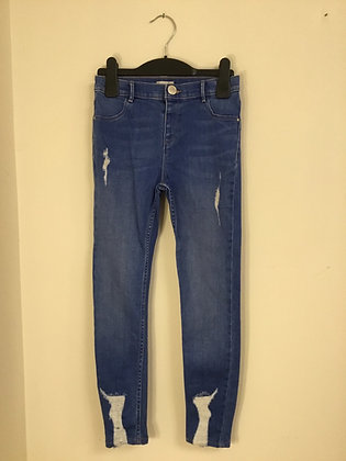 River Island jeggings (age 9)