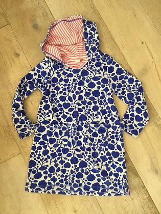 John Lewis age 7 towelling beach dress
