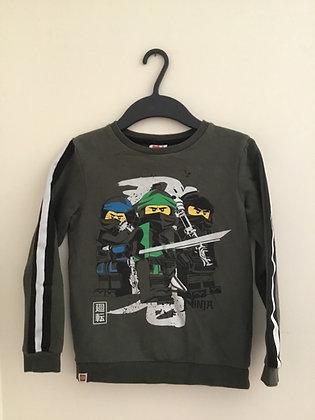 Lego Ninja sweatshirt (age 7) TU