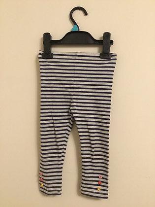 18 -24 months stripy leggings