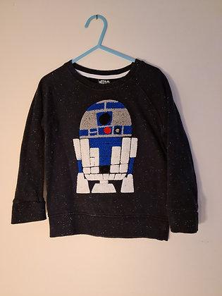 Next Star Wars Sweat Shirt (Age 2 -3)
