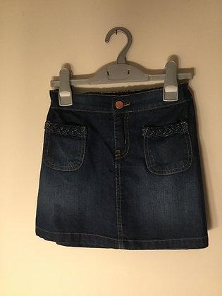 Denim skirt (age 8-9)
