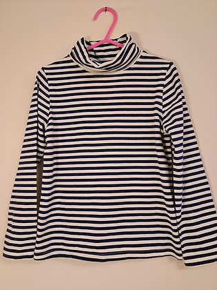 John Lewis Stripy Long Sleeve Top (Age 6)