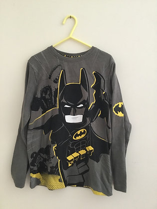 Batman long sleeve top (age 8) Next