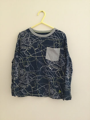 Long sleeve top Mini Boden (age 5-6)