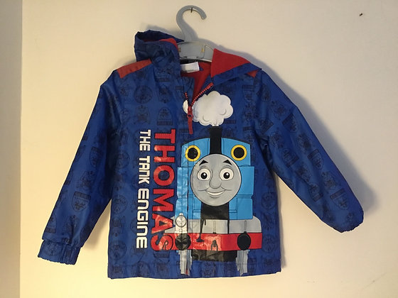 Thomas tank lightweight coat 18-24 months