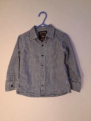 Next Checked Long Sleeve Shirt ( 3 - 4)