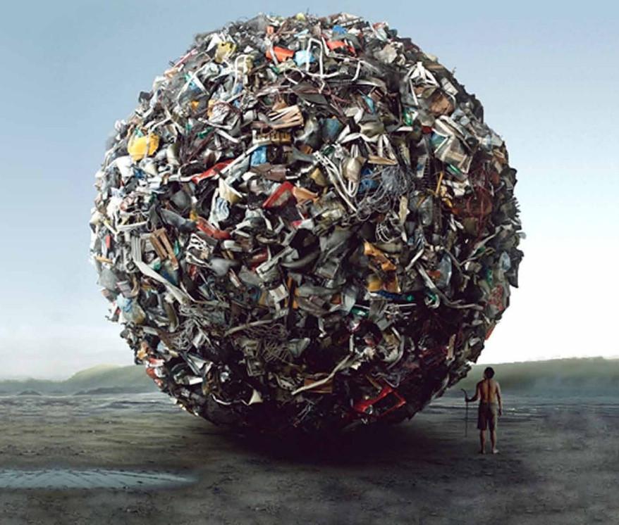 Nuova vita dai rifiuti