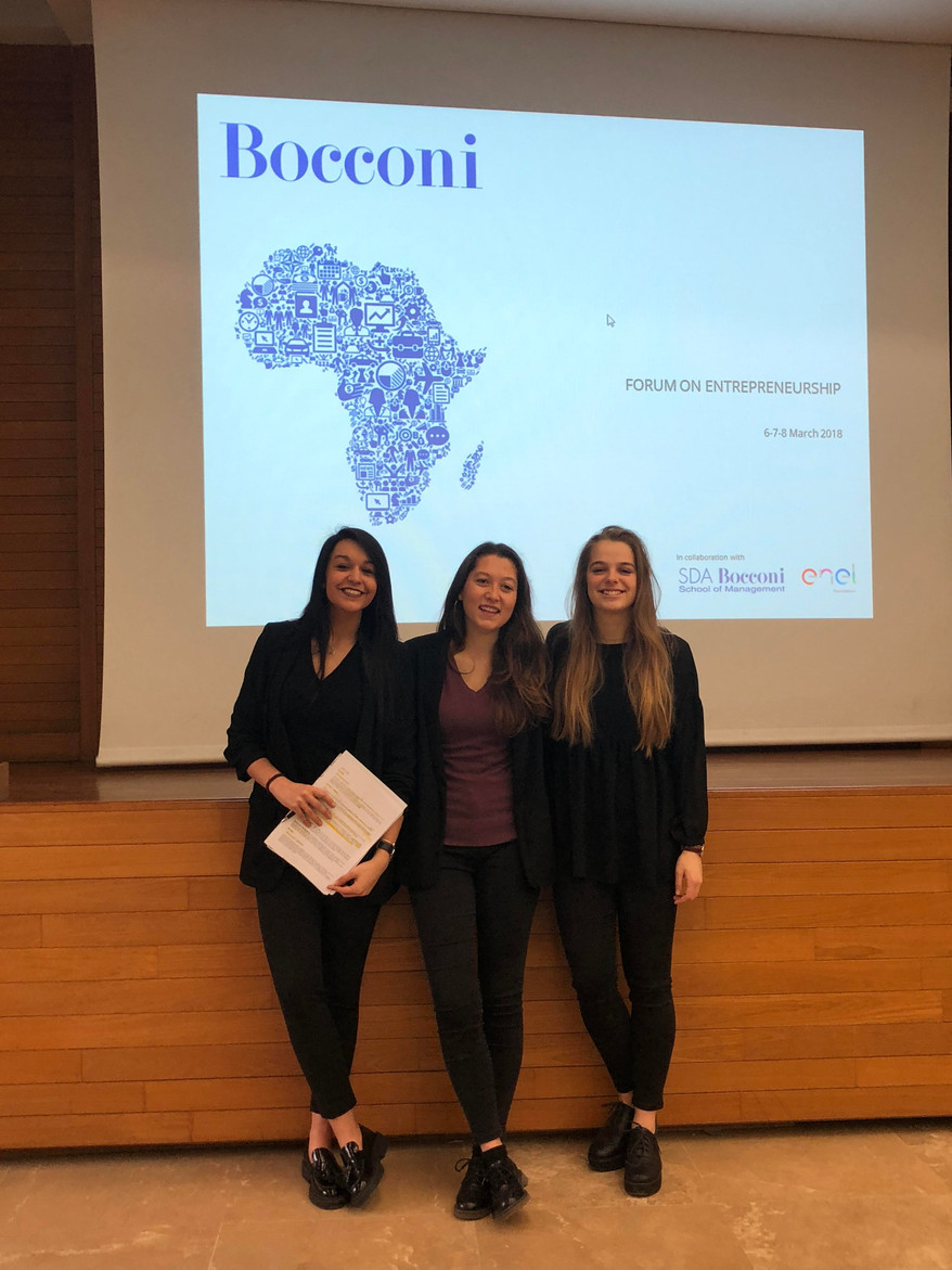 Bocconi & Africa 2018