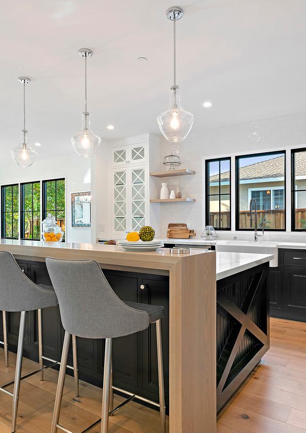Kitchen remodel in San Jose home