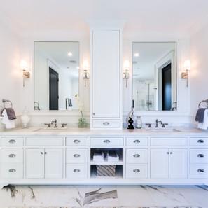 San Carlos bathroom remodel