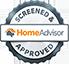 logo screend & approved