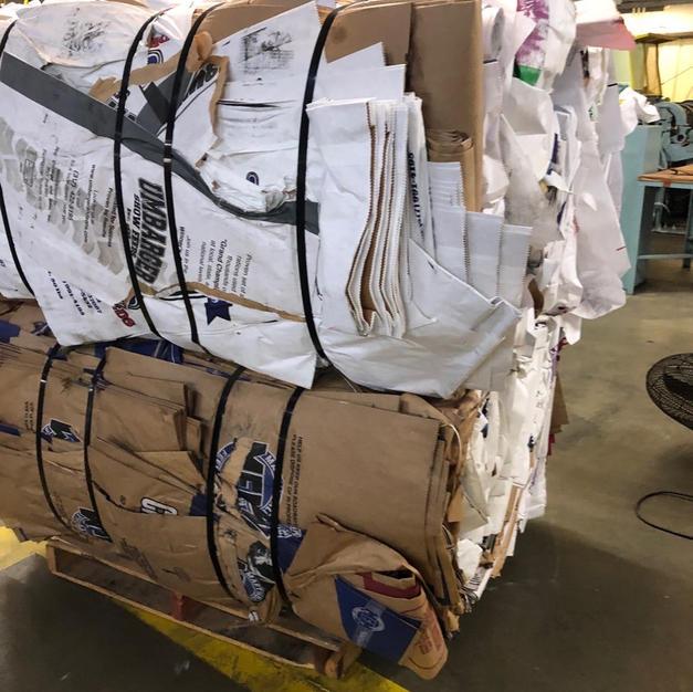 New Poly Kraft Multiwall Bags