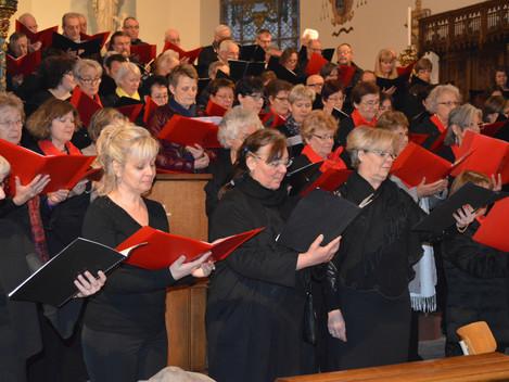 """Concerts """"Mozart"""" / Eglise de Cugy - Notre-Dame de Fribourg"""