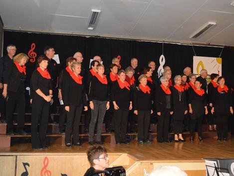 Concert annuel / Rueyres-les-Prés