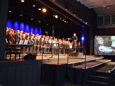 Concert-hommage à Bernard Ducarroz / Payerne