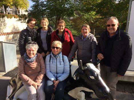 Sortie du comité / Schaffhouse et les Chutes du Rhin