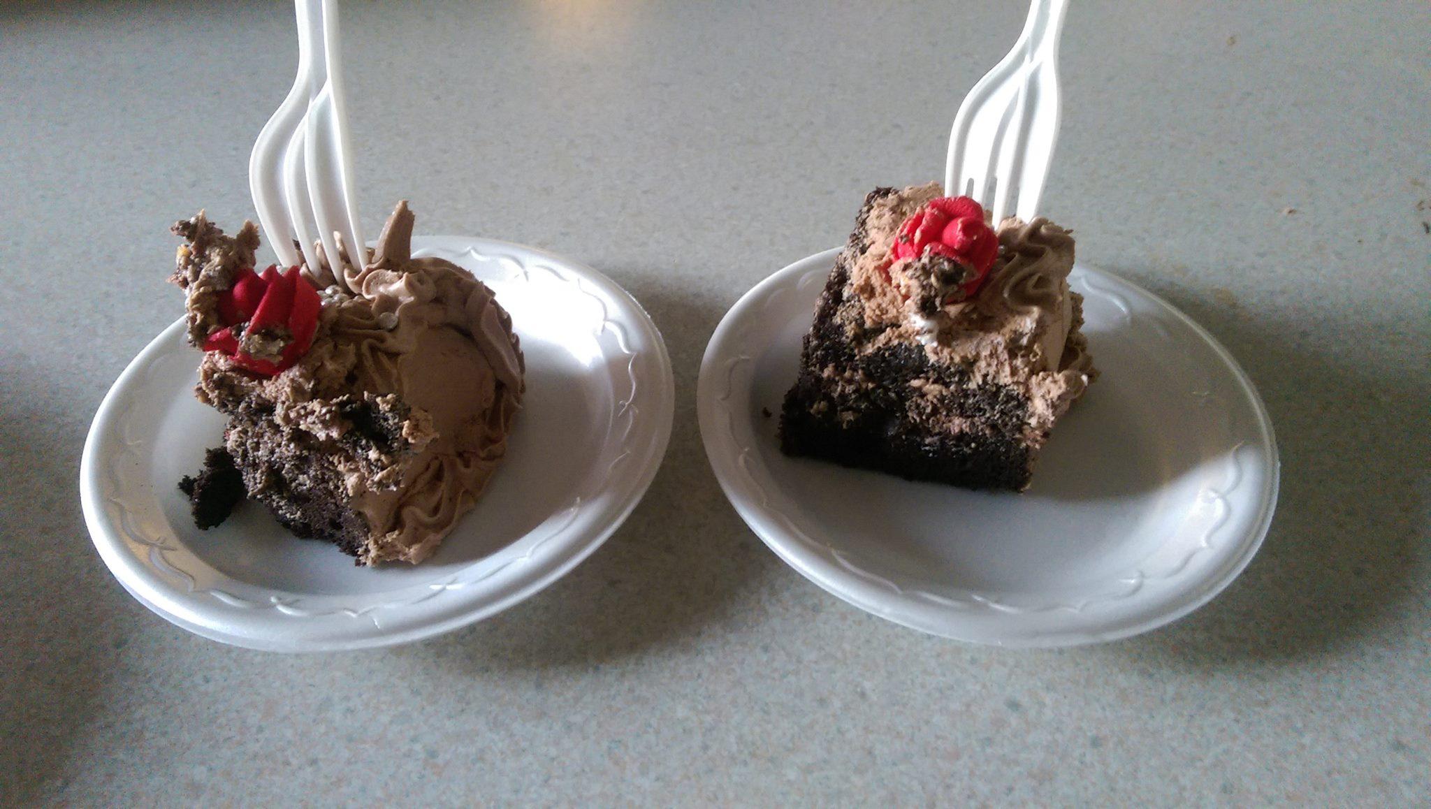 De l'entrée au dessert