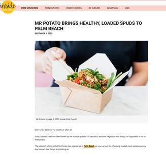 Mr Potato Palm Beach
