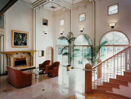 HARMONIZING WITH DESIGN OF TRADITIONAL & CONTEMPORARY