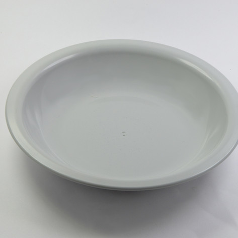 Enviro Ware Grey soup bowl
