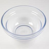 Clear Sauce bowl