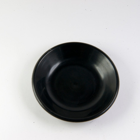 Small Sauce Bowl Black