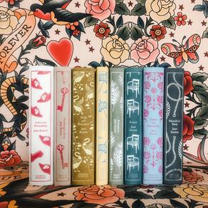 Penguin Clothbound Classics - Jane Austen