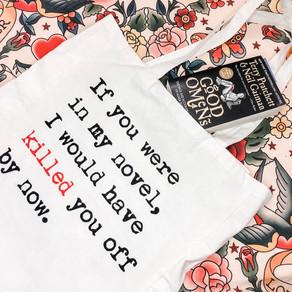 Good Omens by Terry Pratchett & Neil Gaiman