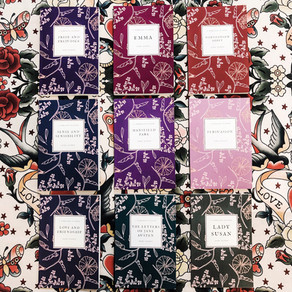 Jane Austen Larvae Editions