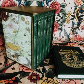 The Chronicles of Narnia Folio Society Set