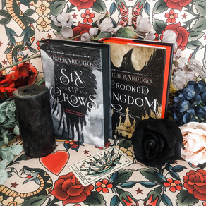 Six of Crows Series by Leigh Bardugo