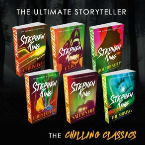 Hodder & Stoughton Stephen King Ultimate Storyteller Collection