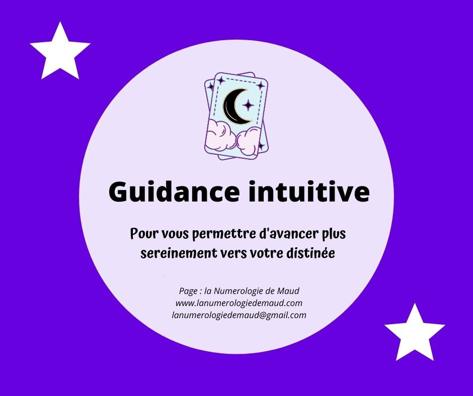 GUIDANCE INTUITIVE