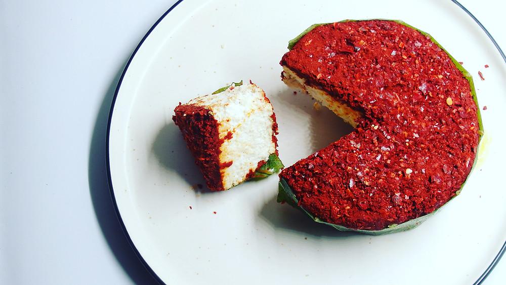 ¿Como hacer queso con escamas de Pimentón Dalia con la Reina del Pimentón y Tableswing?