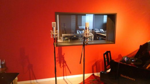 レコーディング・マイク
