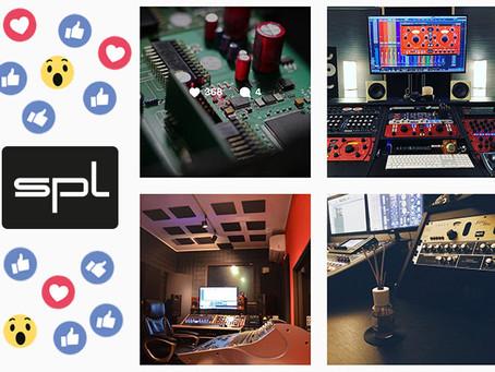 SPLの公式コマーシャルに当スタジオが登場