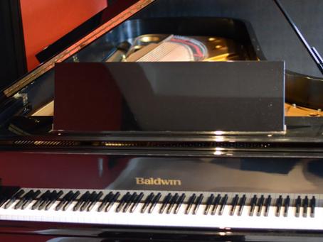 ボールドウィンのフルコンサート・グランドピアノ