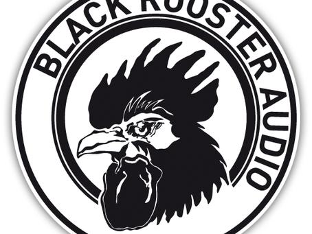 Black Rooster Audioとの間でエンドーサー契約が成立しました。