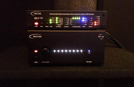 MMUTEC MC-3+USB with RFE10を導入。