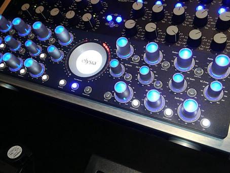 elysia alpha compressor モデファイバージョン Ⅱ