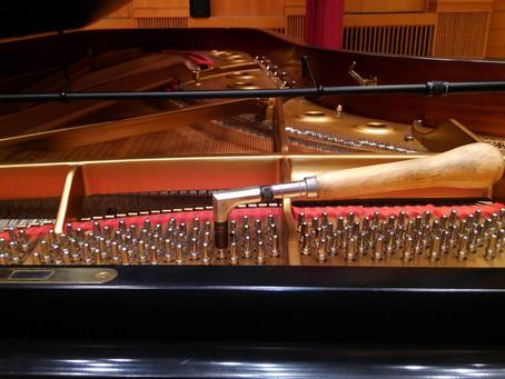 ピアノレコーディングマイク、Earthworks PM40